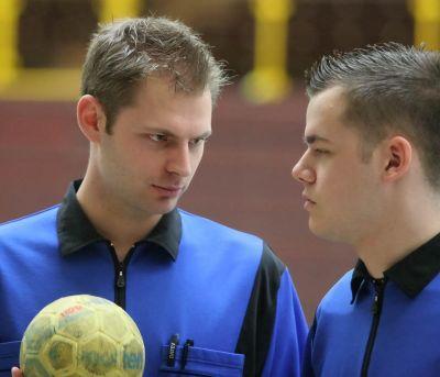 Marco Nickel und Florian Becker