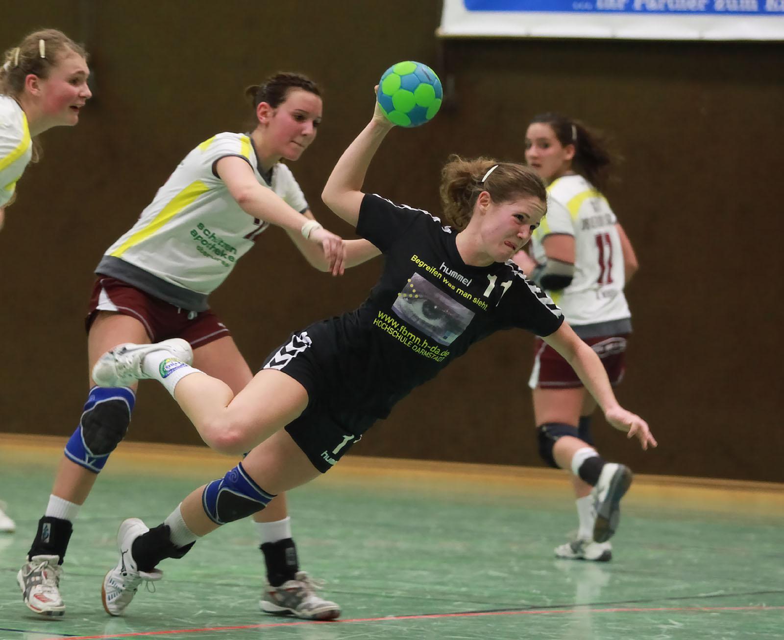 Hessischer Handballverband Bezirk Darmstadt