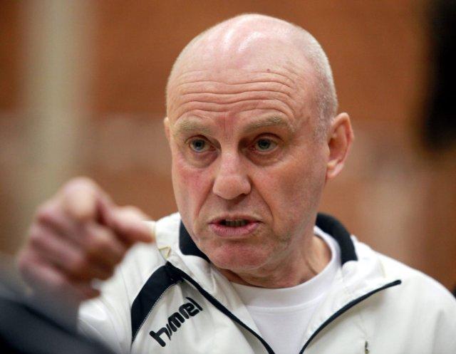 Klaus Feldmann — Trainer der SG Egelsbach