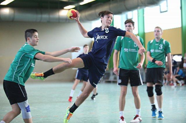 Feldmann Pfungstadt hessischer handballverband bezirk darmstadt pressewesen spiel